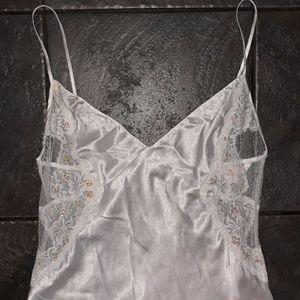 VS Long Lingerie Dress woman's size small
